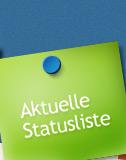 Aktuelle Statusliste